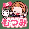 "Pretty Kazuko Chan""Mutsumi"""