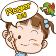 Roger only