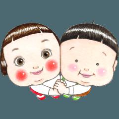 Ringochan & Donchan