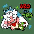 Aro and Tira