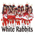 White Rabbitsのスタンプ!!