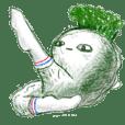 adorable radish