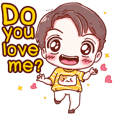 Do you love me ? (Husband ENG Version)