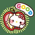続々・ゆるかわ サンリオキャラクターズ | StampDB - LINEスタンプランキング