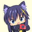 Black Cat Miyo No.3