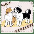 LUCY & PENELOPE (英語版)