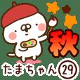【たまちゃん】専用29<秋&ハロウィン>