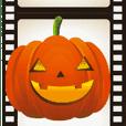 HALLOWIN HOUSE Anime Sticker@Halloween
