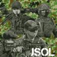 military sticker JSOL