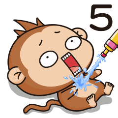 潑潑猴與嬌嬌兔5-超級ㄎㄧㄤ