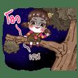 จูโน่ - สุขสันต์วันฮาโลวีน แฮร่ๆ