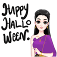Mae Ying Sri Happy Halloween