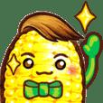 Mr. Corn's daily life