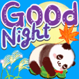 Panda Smile | Large letters