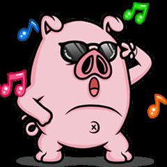 Weird Piggy : Funny