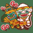 HOLEN Characters : Hanuman & Thotsakan