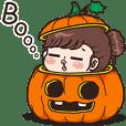 Boobib Halloween Boo !!