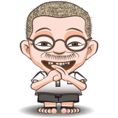 To Learn Vietnamese By Uncle Wu Line Stickers Line Store