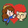 Cat Princess-Daily Life