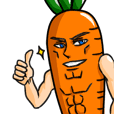 Handsome Carrot