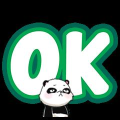 Bubhu Cute Baby Panda BIGGIE