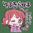 YURUKIRA-Girl