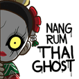 Nang-Rum Thai Ghost by Ton-Mai