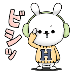 HINEKURE rabbit winter