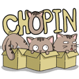 Chopin fat cat