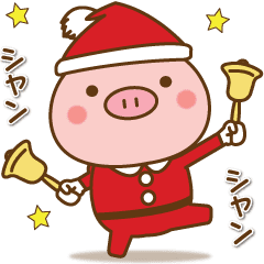 Piglet's Winter & Christmas