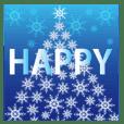 キラキラ素敵なクリスマス
