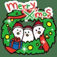 """Egg fairy """"ABITAMA"""" Christmas.Ver"""