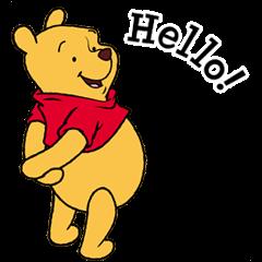 動起來了!Pooh & Friends