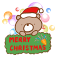 Christmas, New Year & Daily Life Bear
