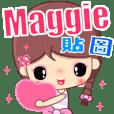 Beauty in sweet love ( Maggie )