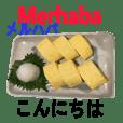 食べ物の写真 トルコ語と日本語