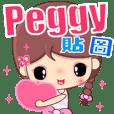 Beauty in sweet love ( Peggy )