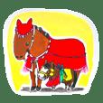 Mr.Matsubara's horses