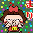 ちょいワルまりちゃん☆