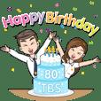 80 Years TBS