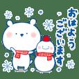 くまるん1♡冬