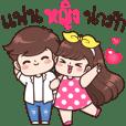 Ying and Boyfriend