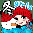 Girls <Winter&Christmas>