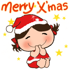 MAY MEI 9-lMerry Christmas