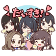 VR idol ENOGU 1st Single memorial