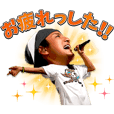 KAMIJI YUSUKE Stickers ver.2