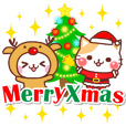 A lot of cats Christmas and New Year(tw)