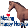 Moving Happy Horses