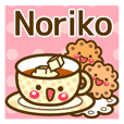 "Use the stickers everyday ""Noriko"""