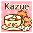 "Use the stickers everyday ""Kazue"""
